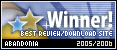 DaFastLane Award: Best Review/Download Site