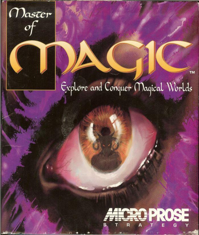Master of Magic [ENG] (v.1.3.1 - последняя официальная)